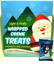Chocolate House Whipped Creme Snowman - Discontinued