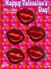Chocolate Lips Valentines Candy