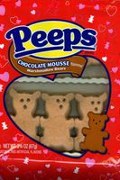 Chocolate Mousse Bear Peeps
