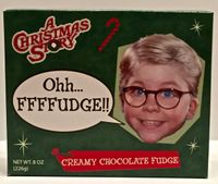 Christmas Story Oh Fudge