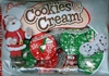 Cookies and Creme Christmas Candy