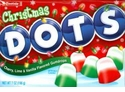 Dots Christmas Candy