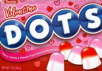 Dots Valentine Candy
