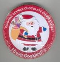 Chocolate Chip Christmas Cookie - Great Stocking Stuffer