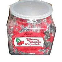 Flipsticks Taffy  Lipstick Candy - 192 Count