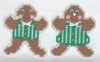 Gingerbread Boy and Girl Christmas Gift Idea