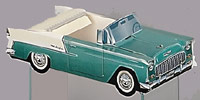 Green 55 Chevy Bel Air  Cruiser  Classic  Candy Gift Box