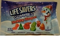 Gummy Lifesavers Christmas Holiday Shapes