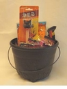 Halloween Candy Basket - Witch's Cauldron
