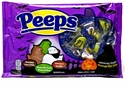 Halloween Mini  Peeps Chicks - 40 Count