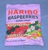Haribo Gummi Raspberries