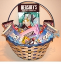 Hershey's Candy Easter Basket
