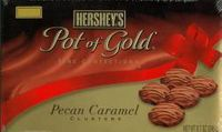 Hersheys Pot Of Gold Pecan Caramel Clusters