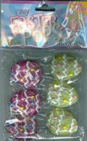 Holiday Easter Pops Egg Shaped Easter Suckers