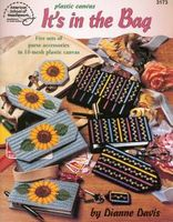 It's In The Bag PLastic Canvas Purse Accessories Pattern