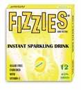 Lemonade Fizzies  Drink Tablets