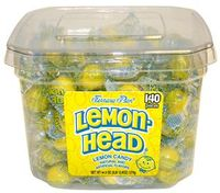Lemonhead Candy - Extra Large Lemon Heads