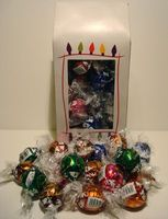 Lindt Assorted Truffles Christmas Gift Box