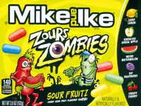 Mike and Ike Zours Zombies