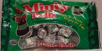 Minty Chocolate Christmas Bells Candy