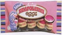 Neopolitan Eggs Easter Candy
