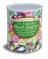 Old Fashioned Hard Christmas Candy