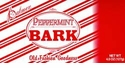 Old Fashioned Peppermint Bark