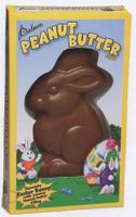 Peanut Butter Filled Bunny