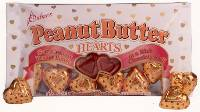 Peanut Butter Hearts