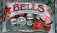 Peppermint Bark Christmas Bells