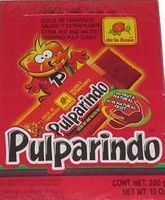 Pulparindo Extra Hot Mexican Candy