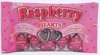Raspberry Truffle Hearts