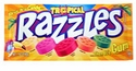 Razzles Tropical Gum Candy - 1 Pack