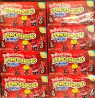 Redheads Chewy Lemonheads and Friends