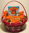 Reese's Christmas Candy Gift Basket
