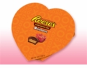 Reese's Mini Peanut Butter Cups Heart Box