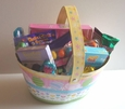 Retro Easter Basket