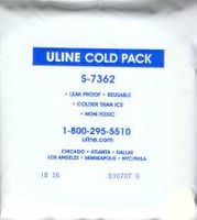 Reusable Ice Pack - Cold Packs