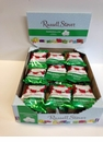 Russell Stover  Marshmallow Candy In Santa Wrapper