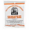 Sassafras  Drops - Claey's Old Fashioned Hard Candy