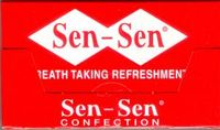 Sen Sen  Mints - Discontinued