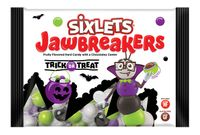 Sixlets Jawbreakers Halloween Candy