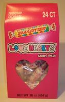 Smarties Love Hearts - Discontinued