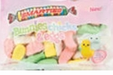Smarties Marshmallow Bunnies, Chicks and Eggs