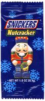 Snickers Nutcracker Stocking Stuffer