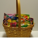 Sour Candy Basket