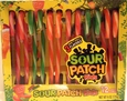 Sour Patch Candy Canes