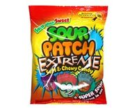 Sour Patch Extreme Candy