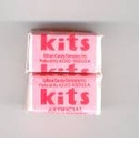 Strawberry Kits Taffy Candy