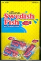 Swedish Fish  Candy  20 Count